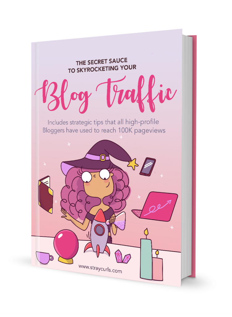 improve your blog traffic ebook