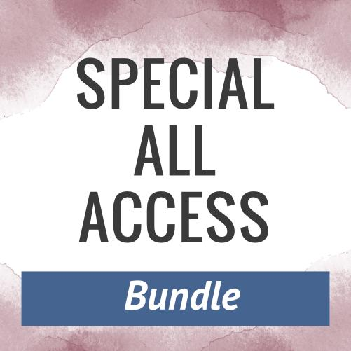 all access legal bundle