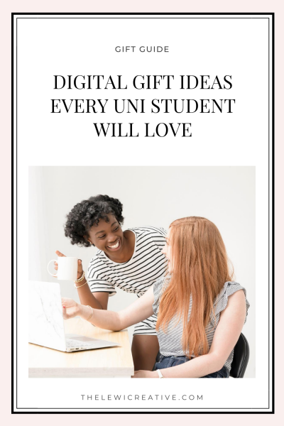 digital gift ideas