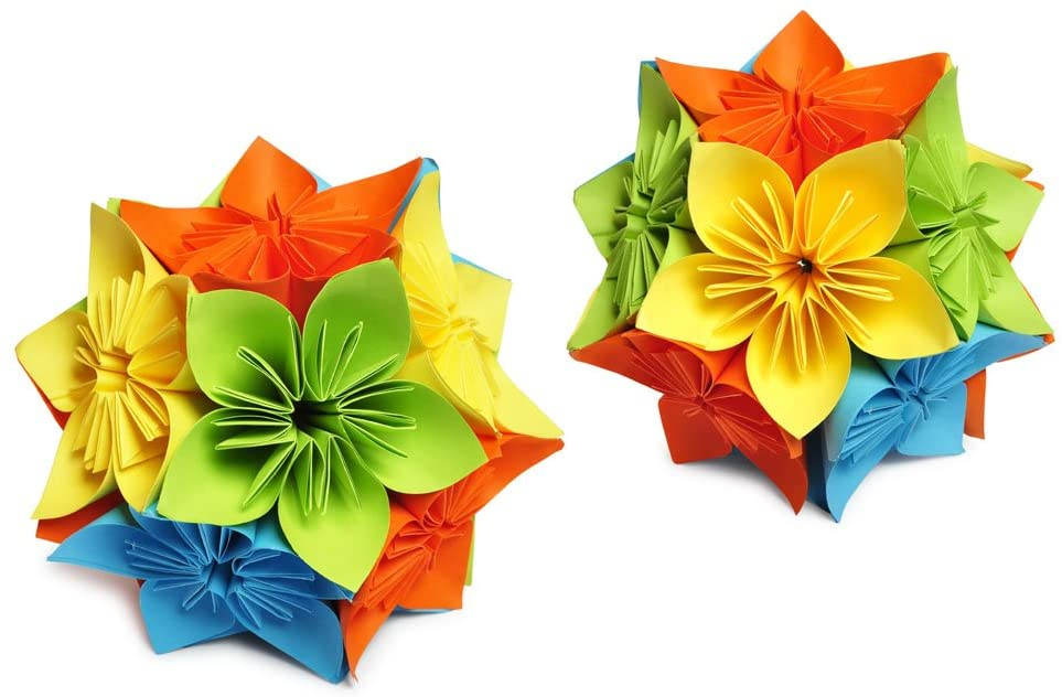 origami paper gift