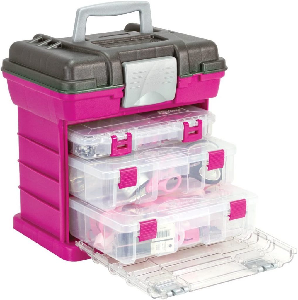 storage box for crafters