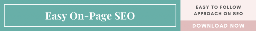 easy on-page seo
